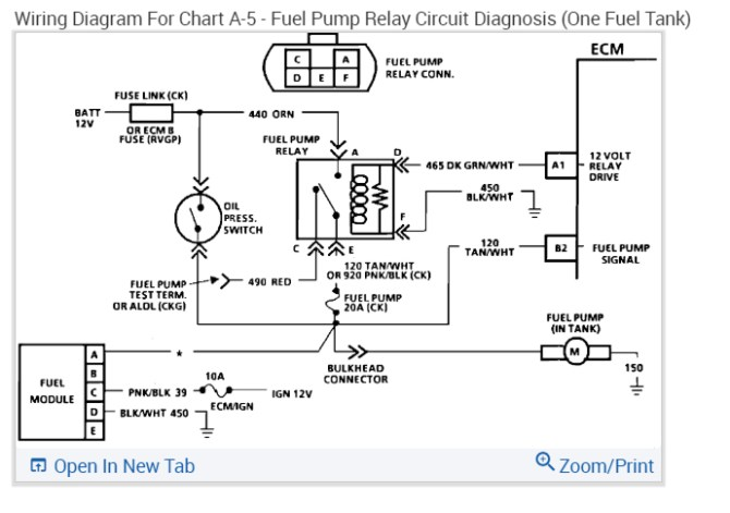 1993 chevy 1500 fuel system wiring diagram  wiring diagram