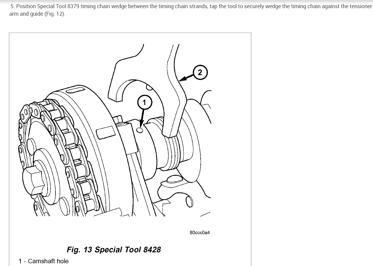 Timing Chain And Tensioner Replacement How To Install