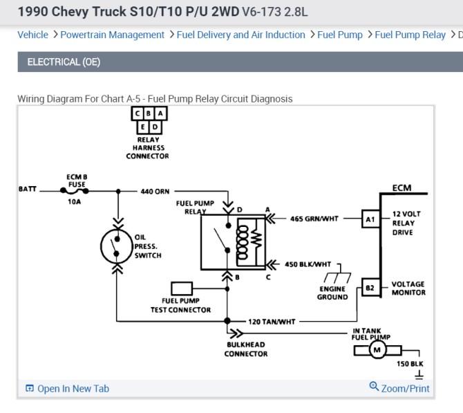1998 pump fuel wiring diagramchevyblazer  pietrodavicoit