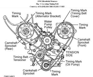 Wrong Engine Diagram: My Engine Is a 30 with 12 Valves and Only