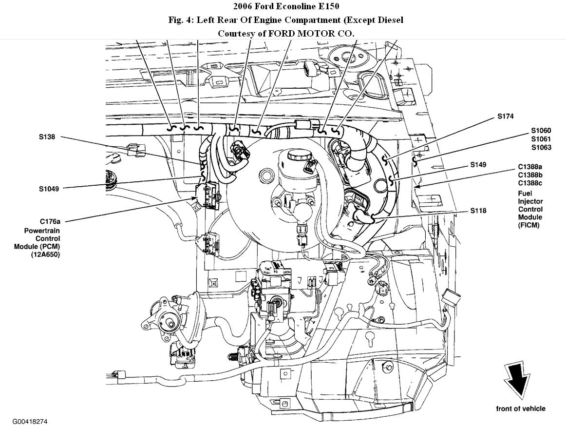 Lack Of Acceleration My Ford E150 Engine Was Washed And Page 2