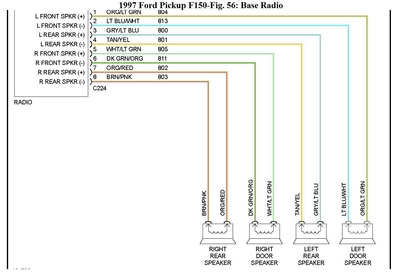 Premium 2000 Ford Expedition Radio