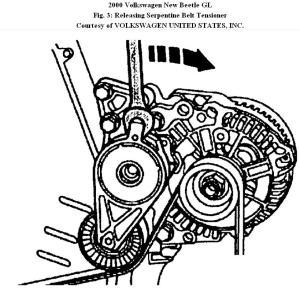 Belt Diagram 2003 Vw Beetle : 27 Wiring Diagram Images