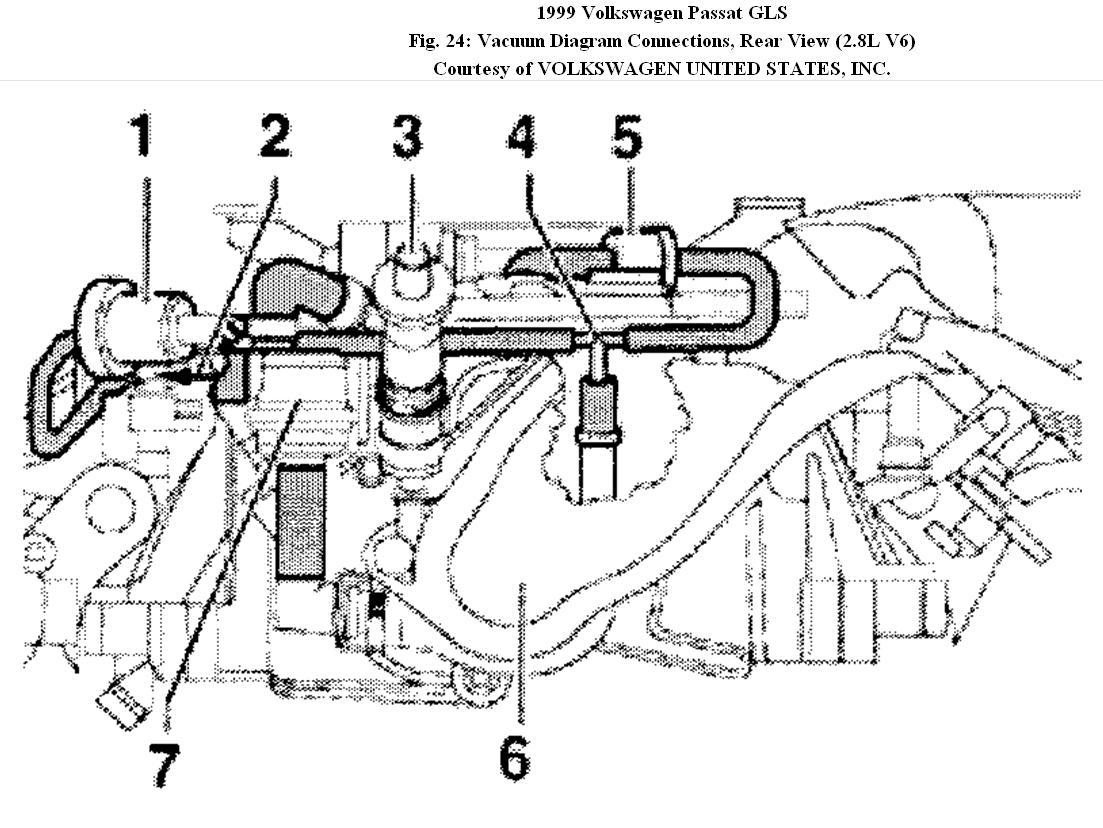 Vw Passat Engine Diagram
