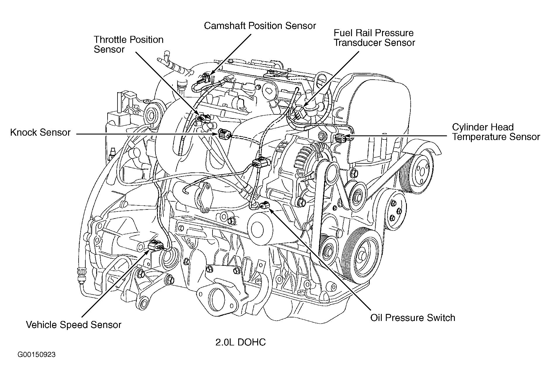Ford Focu 2 0 Engine Diagram