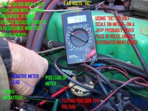 Jeep CJ7: Jeep Cj with 304, Have to Replace Ignition Coil
