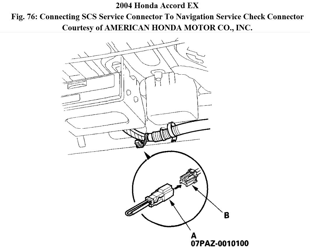 Honda Accord Hvac Radio Clock Display Wiring Diagram