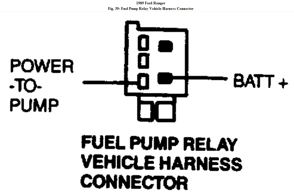 Ford F250 Fuel Filter Location