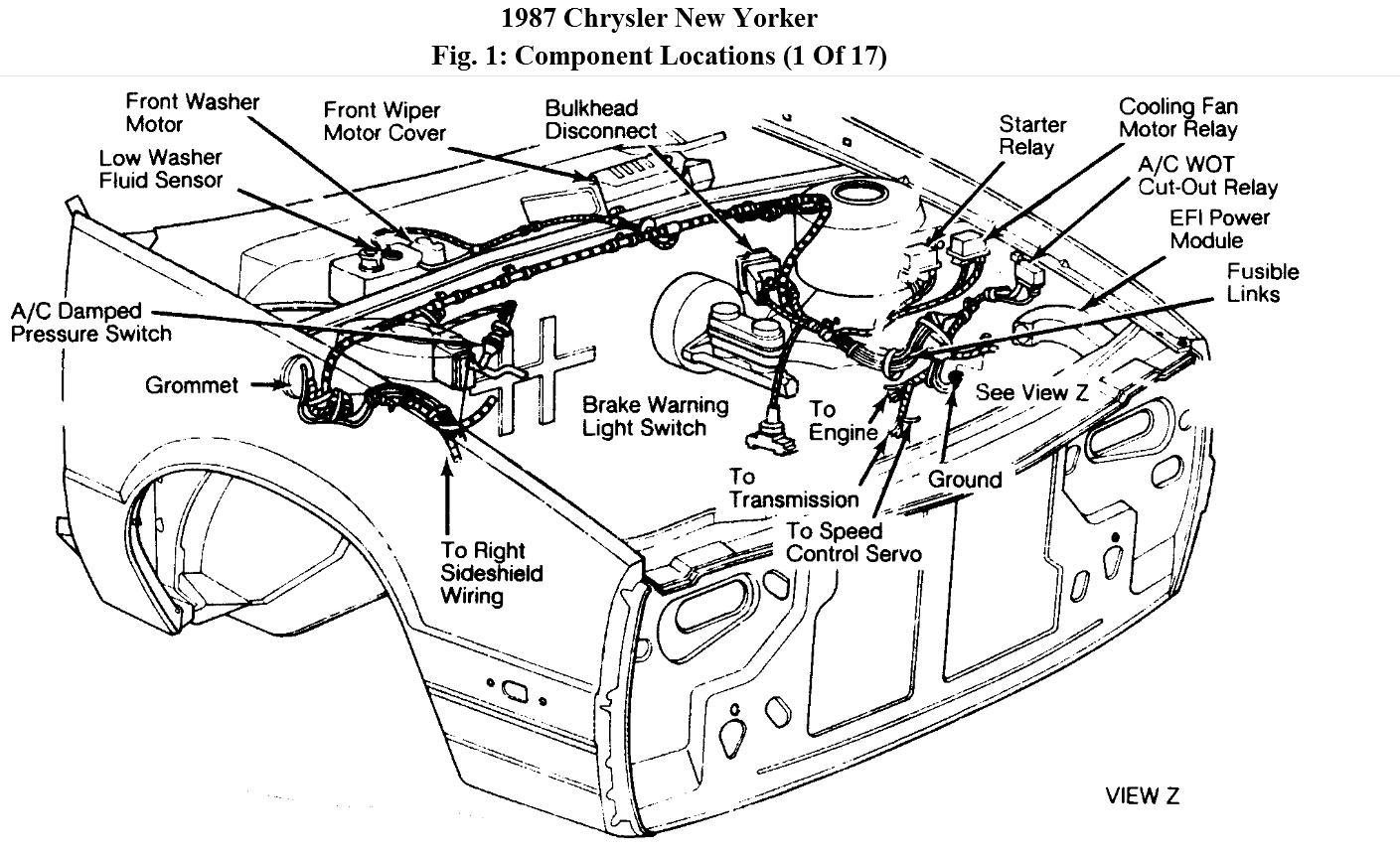 A New York Car