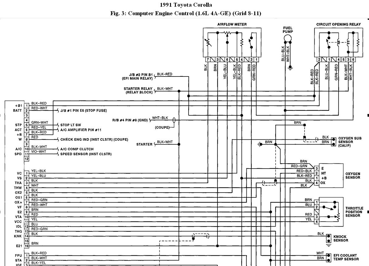 Luxury 2jz Wiring Diagram Collection - Wiring Schematics and ...
