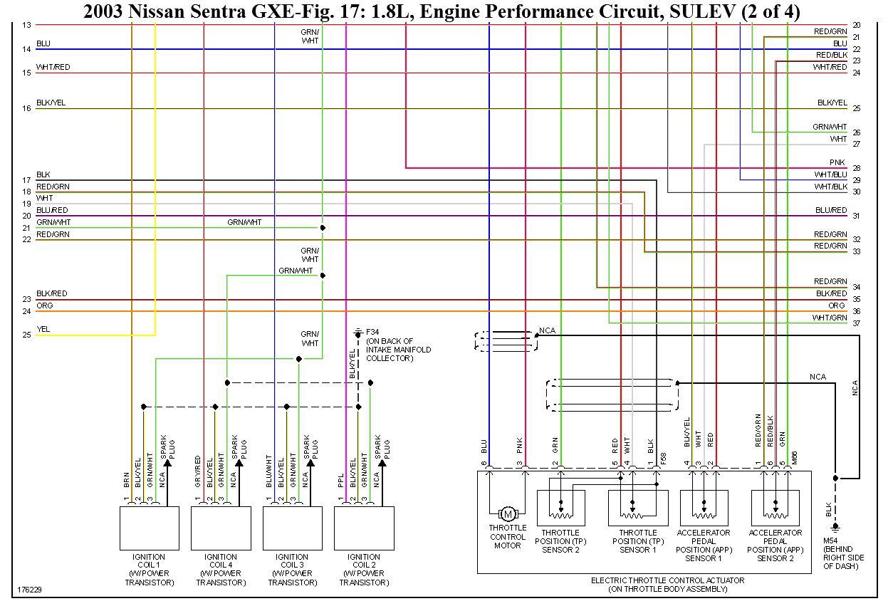 Nissan B14 Fuse Box Diagram Trusted Wiring Diagrams 2003 P0335 Altima 2005 25 Recomended Car 2001 Maxima