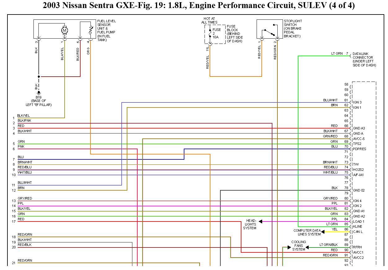2012 Nissan Frontier Wiring Diagram