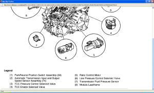 [WRG3427] Engine Diagram For 2004 Saturn Vue 3 5