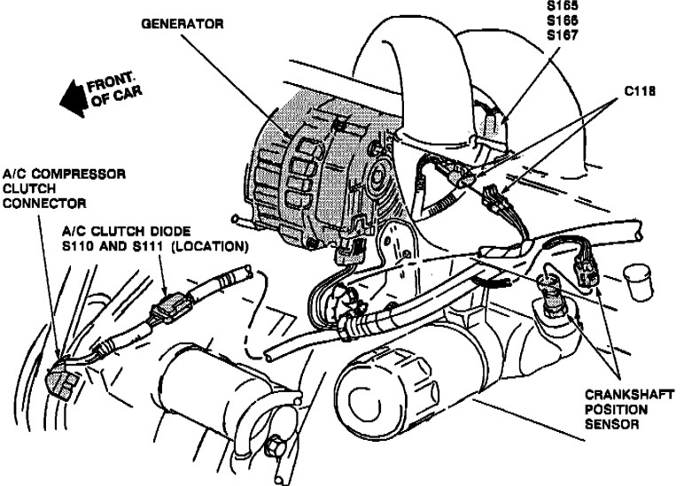 Diagram Repair Guides Ponents Systems Camshaft Position Diagram