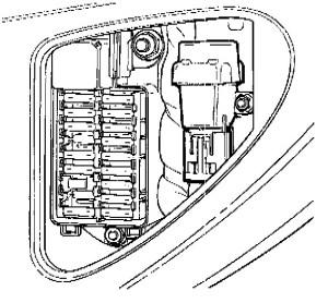 1999 Jaguar Xk8 Convertible Fuse Box Jaguar Auto Wiring