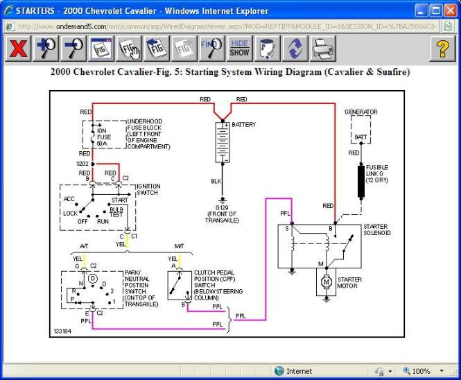 2000 chevy cavalier wiring diagram wiring diagram 2000 chevy cavalier wiring diagram image about