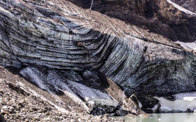 Griesslisee am Klausenpass Gletscher