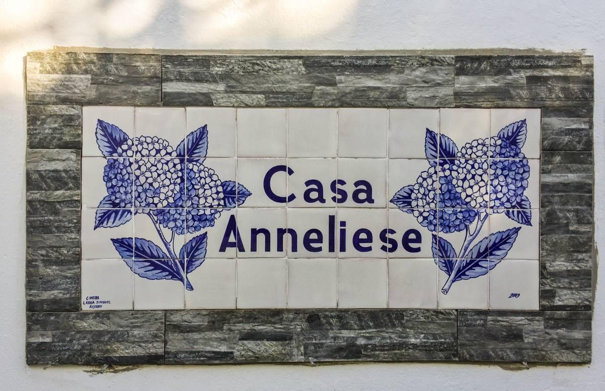 Casa Anneliese Azoren