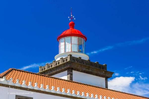 Leuchtturm Farol da Ponta da Ferraria Sao Miguel
