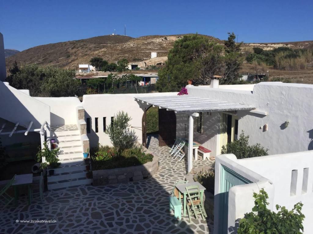 Hotel Thalassitra Milos