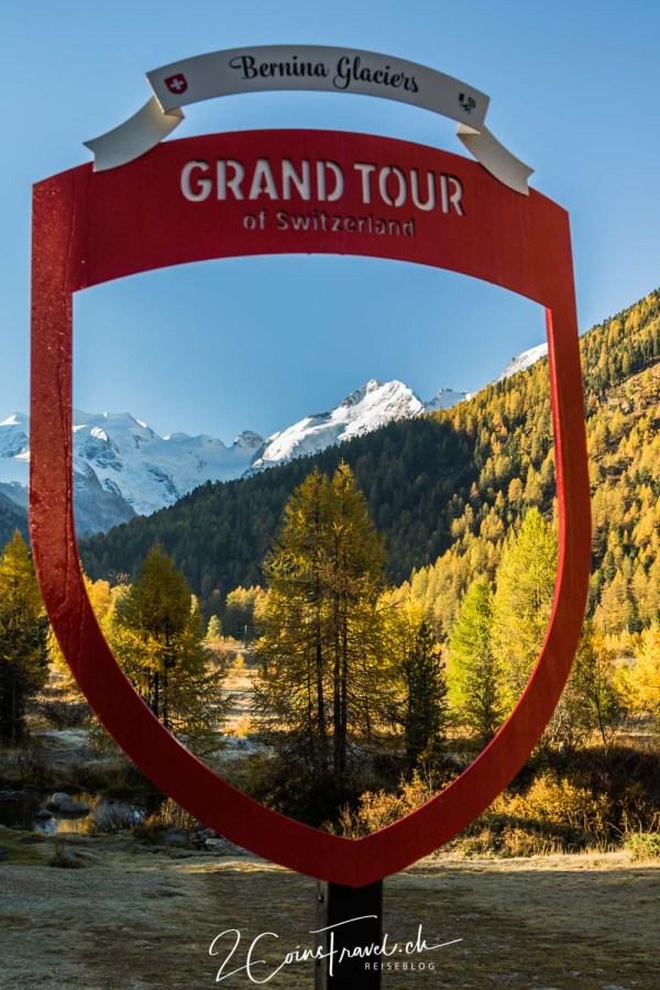 Grand Tour Foto-Spot Bernina