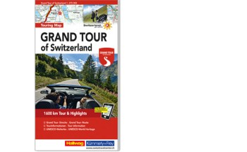 Grand Tour of Switzerland Buch