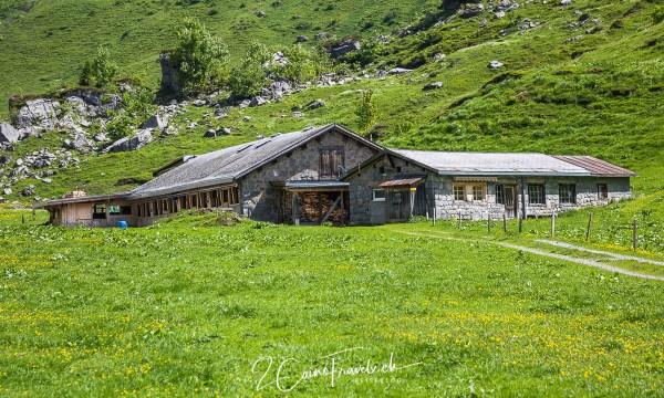 Bauernhof Oberblegisee