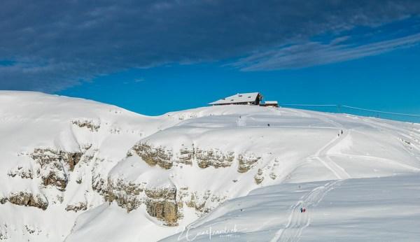 Bergstation Chäserrugg
