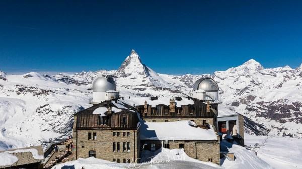 Kulmhotel und Matterhorn