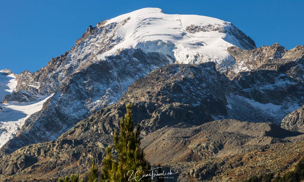 Piz Bernina Gipfel