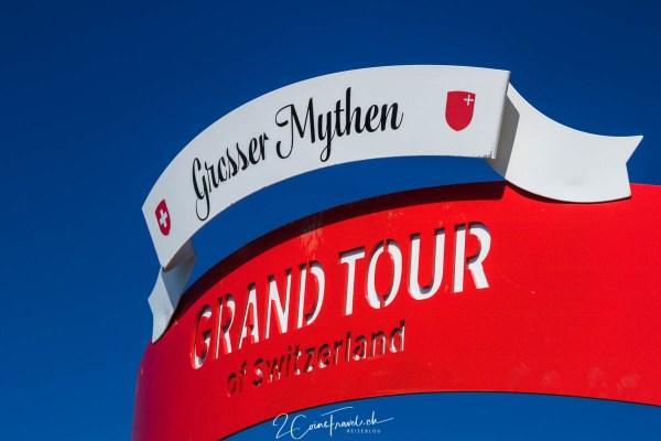 Grand Tour of Switzerland Grosser Mythen