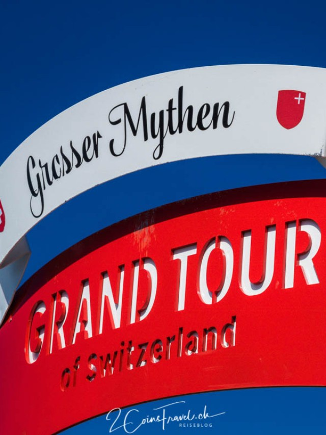 Grand Tour of Switzerland Grosser Mythen