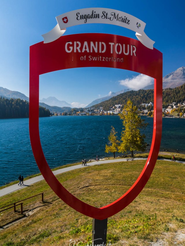 Grand Tour of Switzerland St. Moritz