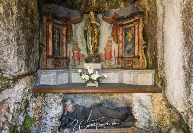 Grotte Ermitage Saint Ursanne