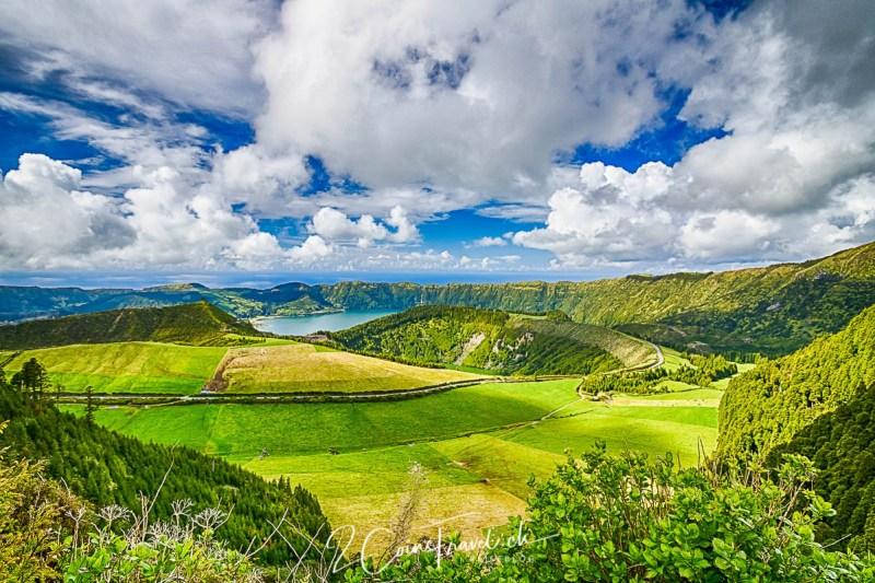 Azoreninsel Sao Miguel