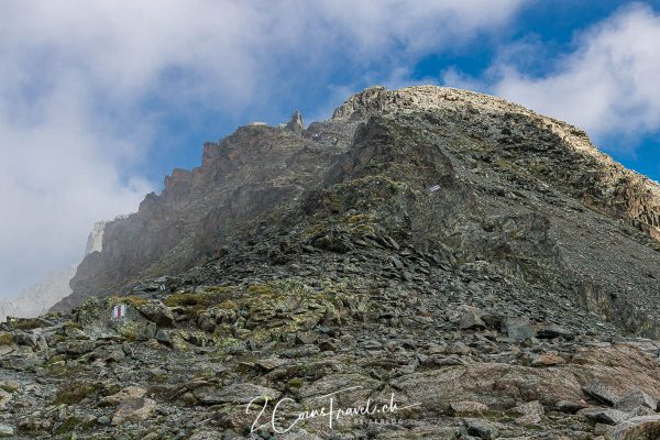 Gipfelweg Schwarzhorn