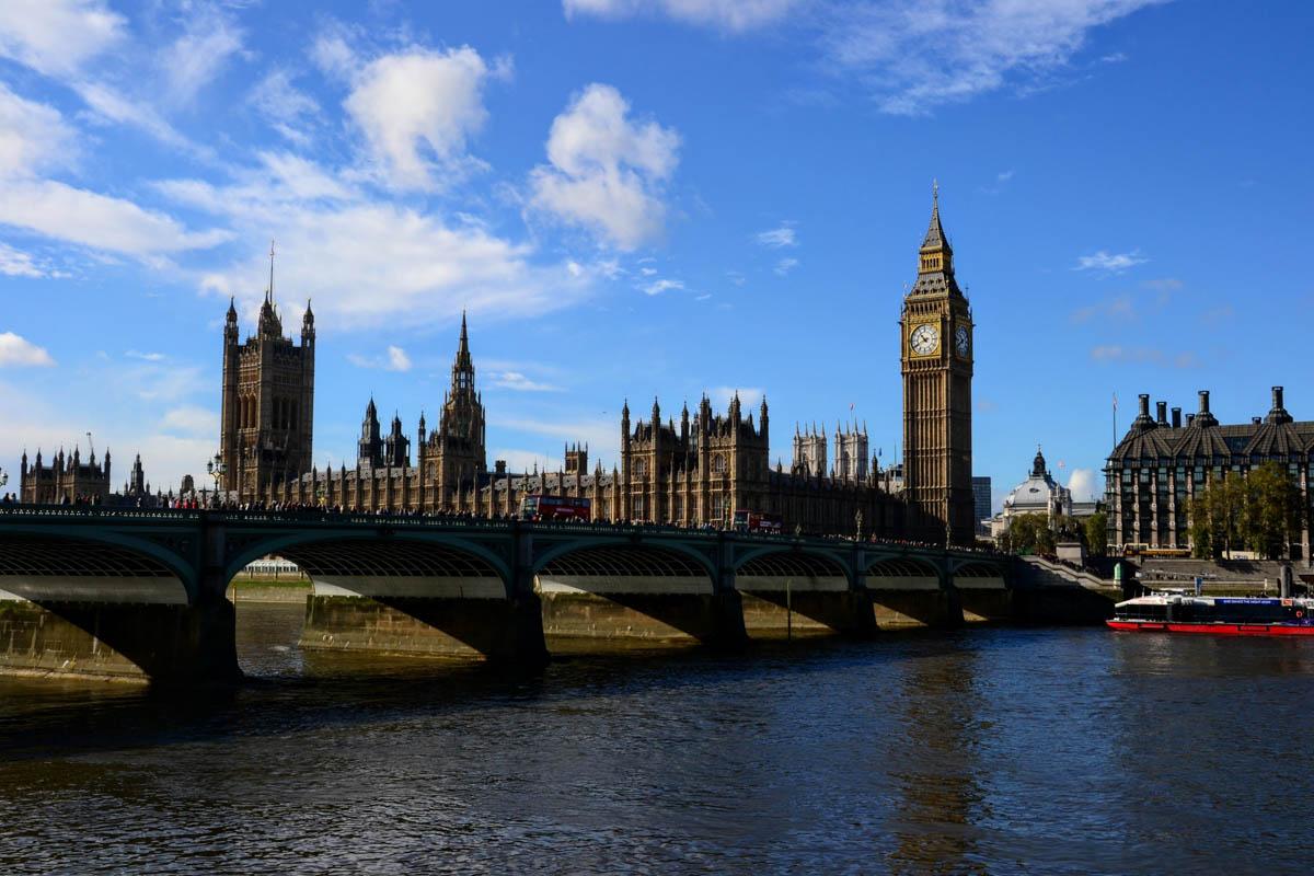 Londra : Ancora più bella a Natale