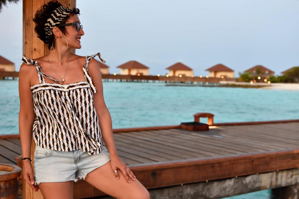 L'abbigliamento adatto alle Maldive: tutti i miei look