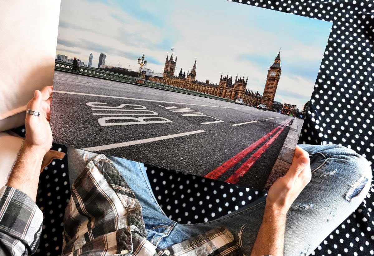 FotoQuadro : la nostra esperienza con Saal Digital