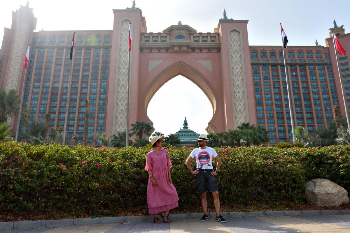 Look per Dubai : cosa mettere in valigia