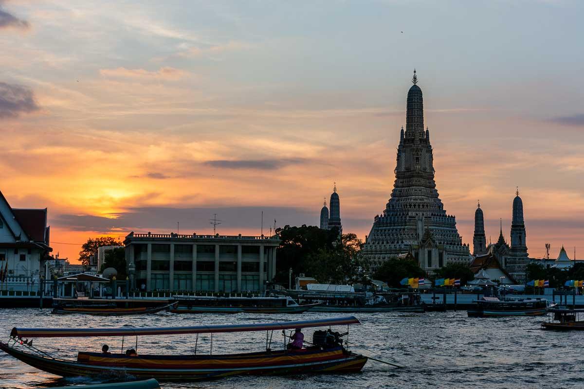 Le meraviglie di Bangkok