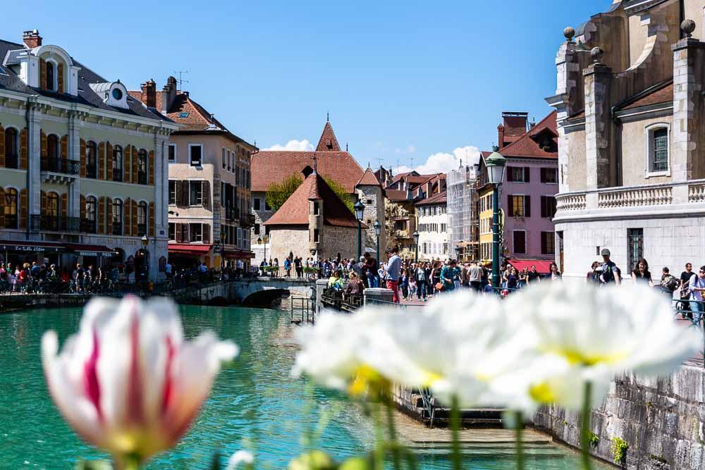 Annecy un paese uscito dalle fiabe