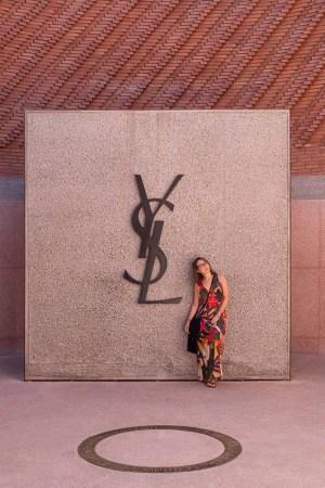 Jardin Majorelle Museo Yves Saint Laurent