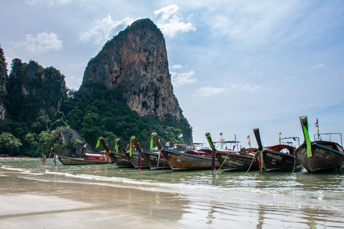 Vacanze a Krabi : Ao Nang una settimana di relax
