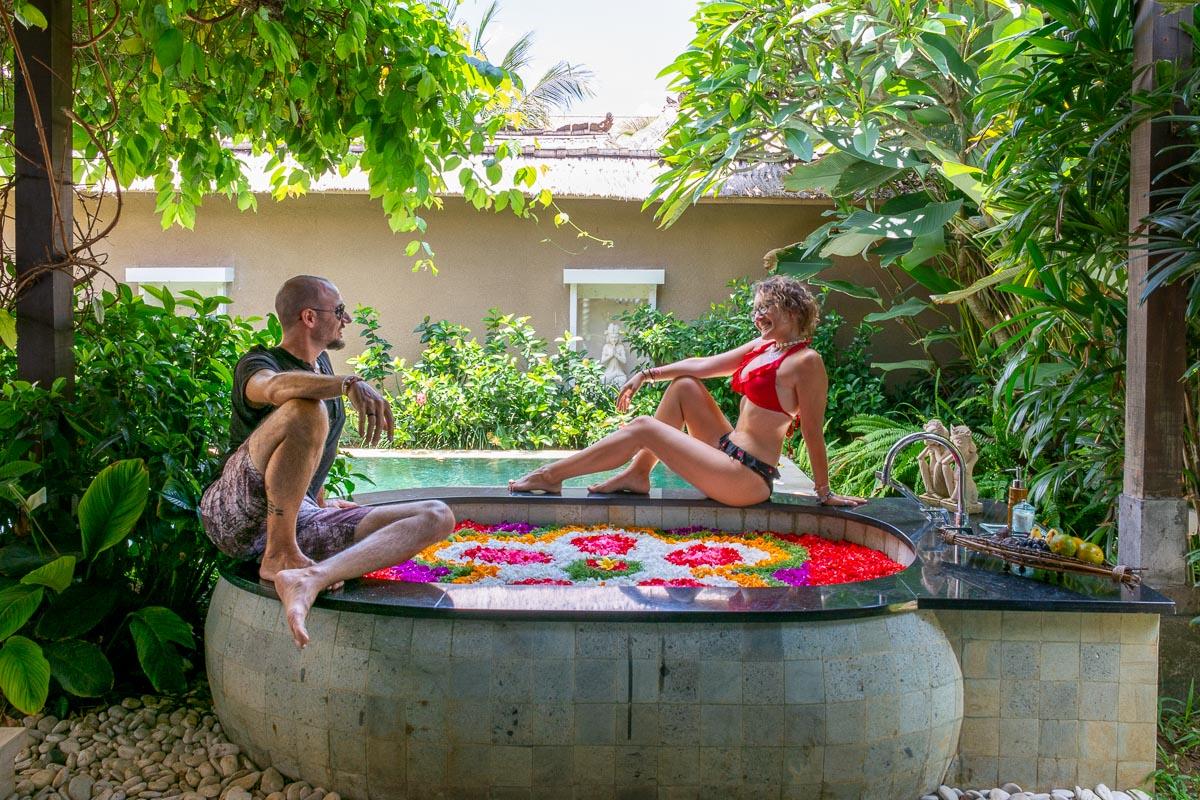 Ubud dove dormire : Nyuh Bali villa & spa
