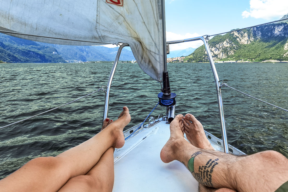 Weekend romantico al Lago di Como