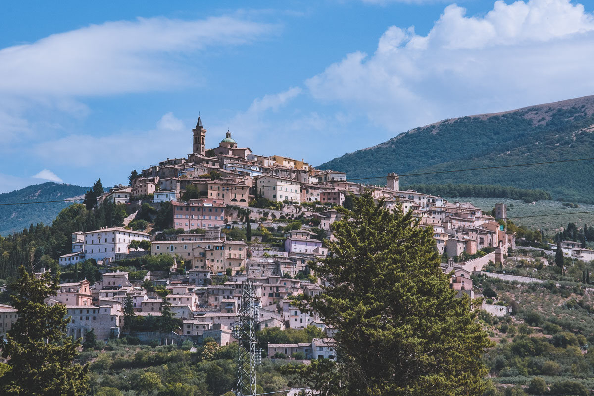 Week end in Umbria: cosa vedere in 2 giorni