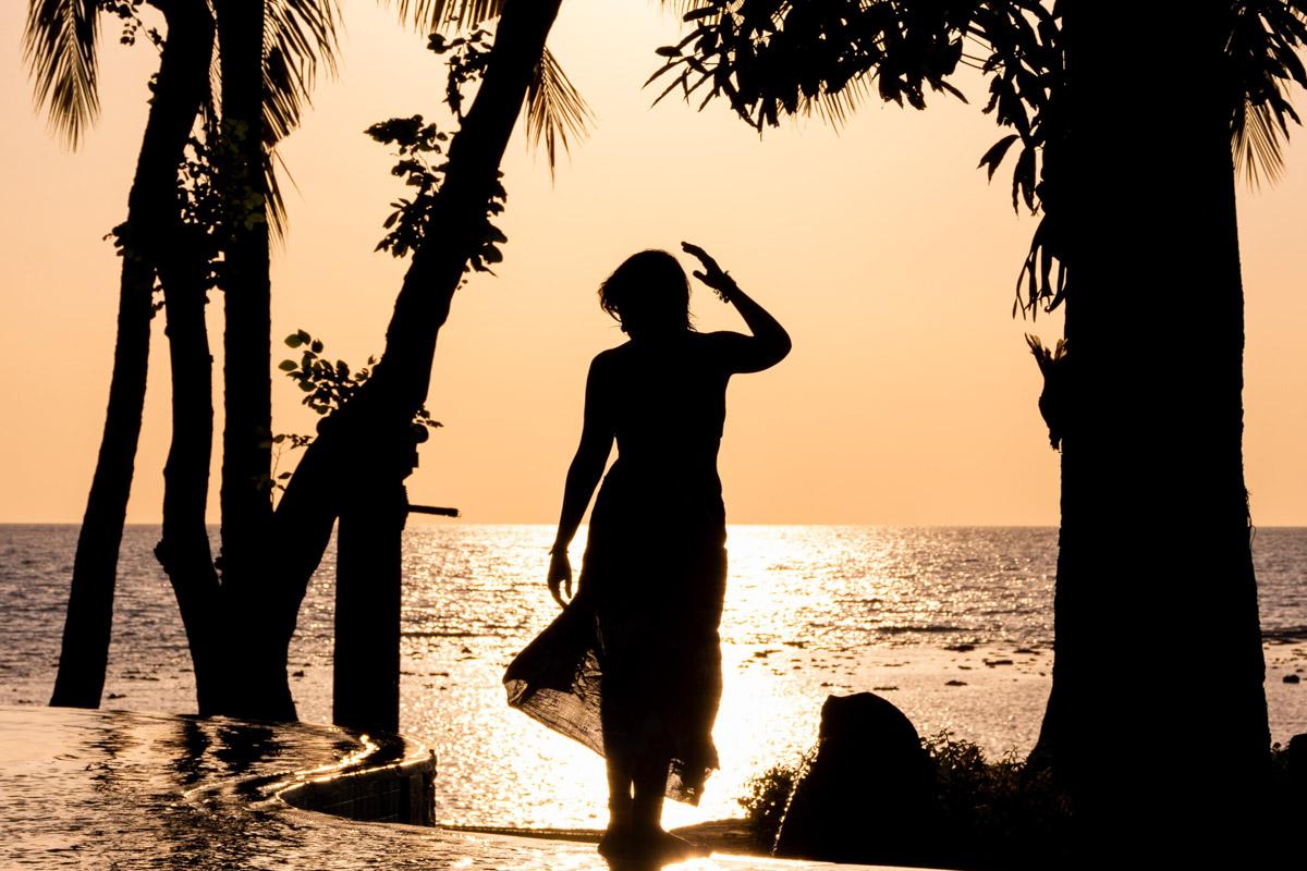Come ottenere una fotografia silhouette perfetta