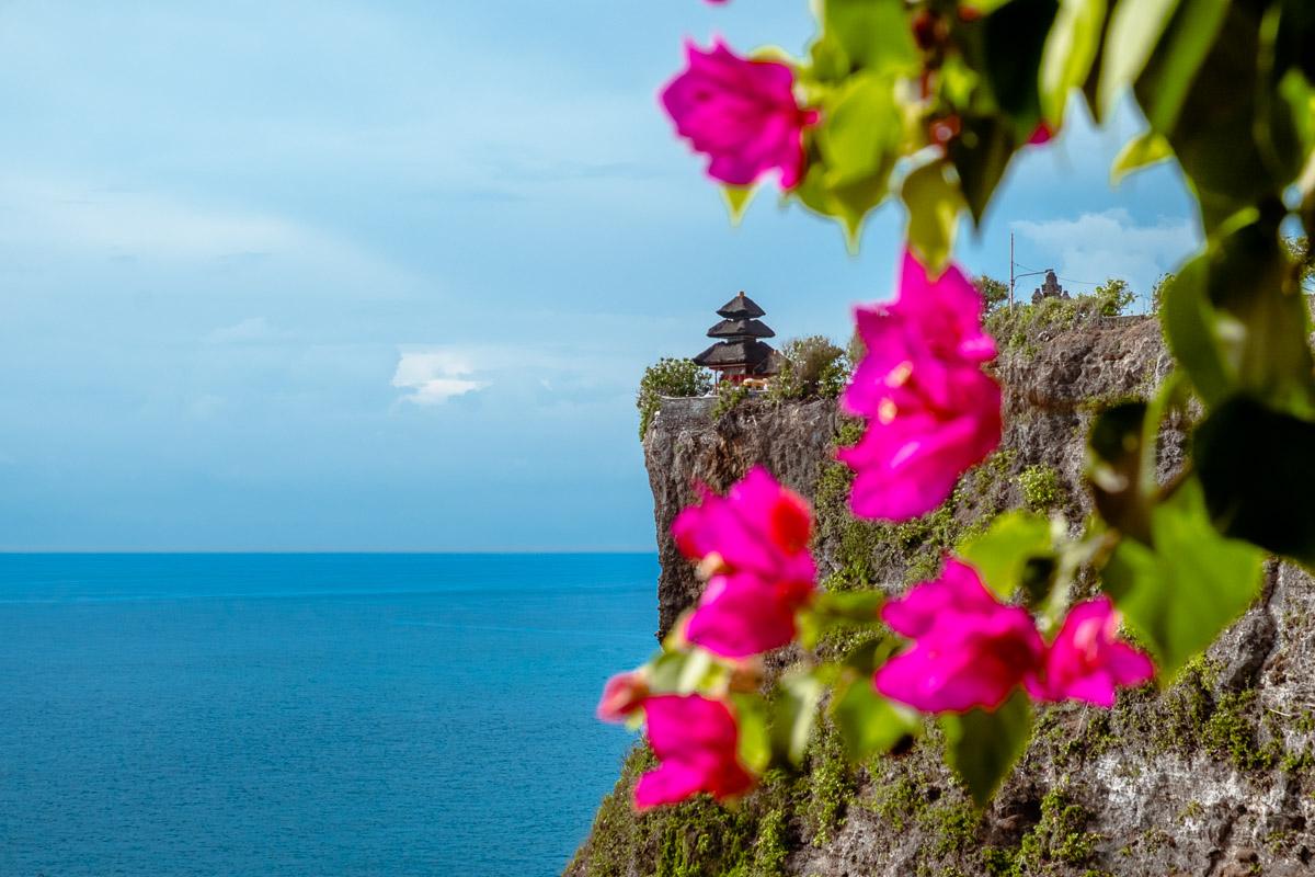 Uluwatu cosa vedere tra le scogliere di Bali