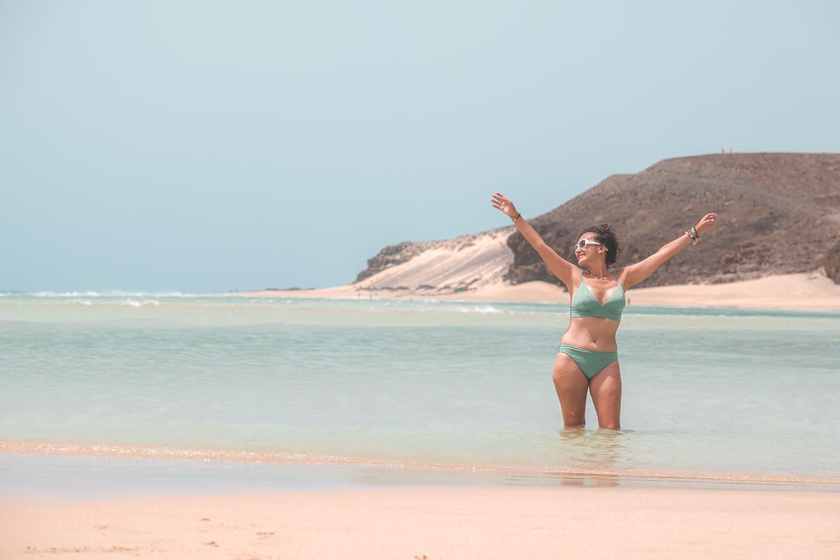Spiagge a Fuerteventura Playa de Mal Nombre Claudia